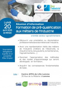Formation agroalimentaire afpa