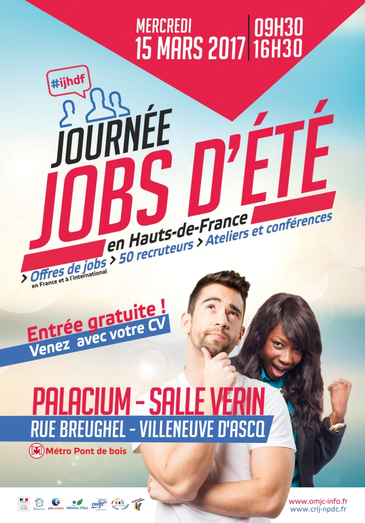 journ u00e9e jobs d u0026 39  u00e9t u00e9 en hauts-de-france